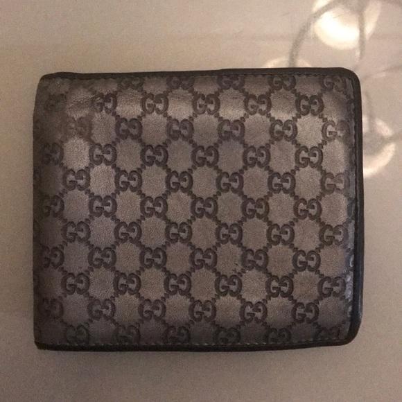 1d1a7adc5e3f Gucci Bags   Men Classic Wallet   Poshmark